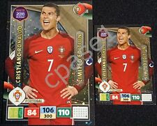 Panini Road to Russia 2018 - Ronaldo XXL Limited Edition Adrenalyn XL World Cup