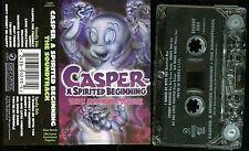 Casper, A Spirited Beginning Soundtrack USA Cassette The Friendly Ghost 3-D