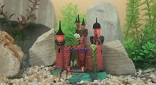 "5"" Air Action Old Castle Aquarium Ornament Fish Tank Decoration 0-67"