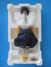 New Barbie DOLL GAY PARISIENNE 1959 of Porcelain Treasure Collection by Mattel