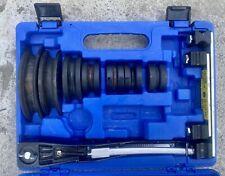 New Listingyellow Jacket Ratchet Tube Bender 60331 Missing Pieces