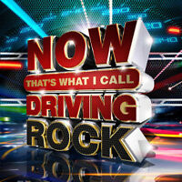 NOW THAT'S WHAT I CALL DRIVING ROCK: 3CD ALBUM SET (Various Artists) (2017)
