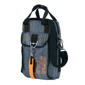US Army Para Bag Paratrooper Pack Bag Parachute Jumper Army Bag Grey #4