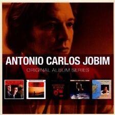 JOBIM,ANTONIO CARLOS - ORIGINAL ALBUM SERIES 5 CD NEW+