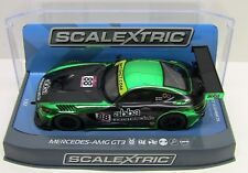 Scalextric MERCEDES AMG GT3 - BRITISH GT 2017 1/32 Slot Car C3942