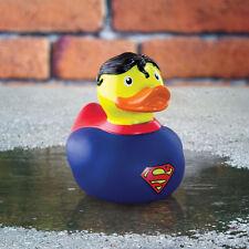 Official DC Comics Superman Rubber Duck Bath Novelty Bathtime Fun Secret Santa