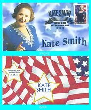 Kate Smith First Day Cover Type 1
