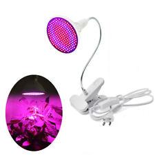 5-20W Lampe LED Pince Lumière Pr Plante Fleur Floraison Horticole Végétation EU