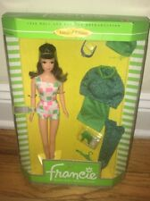 New In Box 30th Anniversary Francine Barbie Modern Cousin Reproduction