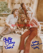 LAND OF THE LOST KATHY COLEMAN HOLLY PHILLIP PALEY CHAKA SIGNED 8X10 PHOTO RP