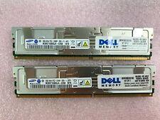 16GB 2X 8GB Samsung 4Rx4 PC2-5300F-555-11-AF0 Server RAM Memory