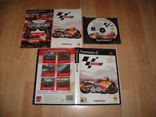 MOTOGP MOTO GP 1 DE NAMCO PARA LA SONY PLAY STATION 2 PS2 EN BUEN ESTADO