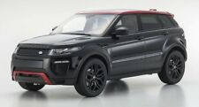 1 18 Kyosho Range Rover Evoque Dynamic Lux Black/red
