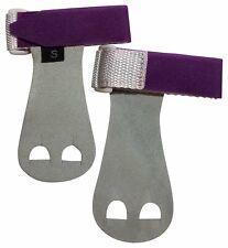 Push Athletic Gymnastics Youth Hand Grips (Purple, Small)