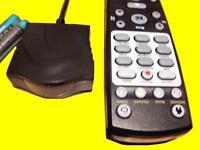 IR Infrarot Empfänger mit Fernbedienung für PC/Notebook/Tablet/Netbook/Plug and