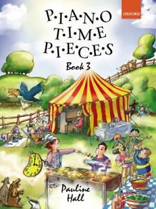 PIANO TIME PIECES Book 3 (Repertoire) Hall