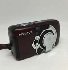 OLYMPUS LT ZOOM 105 35MM FILM CAMERA *EXCELLENT CONDITION* TESTED #192
