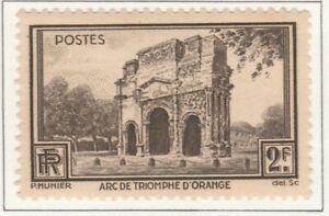 France 1938 2fr Fine MH* A13P47F519