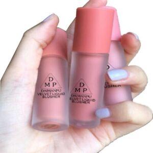 Peach Blush Makeup Palette Mineral Powder Red Rouge Lasting Natural Cream Cheek