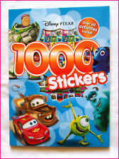 Disney PIXAR Activity Book 64 page 1000 STICKERS & Colouring NEW  Lightning Buzz