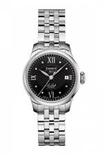 Tissot Le Locle Automatic Small Lady Black Dial Women's Watch T41.1.183.56