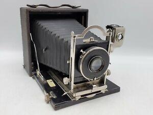"""Antique Pat. 1913 Kodak Eastman 3A Premo No. 9 Folding Camera 3 1/4"""" x 5 1/2"""""""