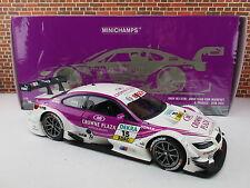 BMW m3 DTM 2012 A. PRIAULX limitato a 1.002 Minichamps 1:18 OVP
