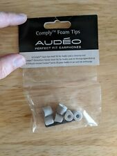 Audeo Comply Foam Tips (3 x Small pair)