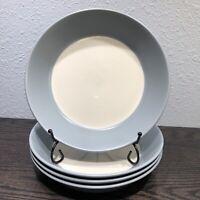 """Dansk Graves Studio design Set Of 4 Salad Bowls 8 1/2"""" AnG.L Dinnerware MCM"""