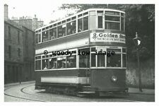 a0350 - Dundee Tram 21 to Lochee - photograph