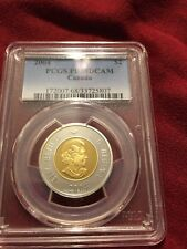 2004 Canada Proof Sterling 2 Two Dollar Coin ((Top Pop Only 5 Grade 68..1 Higher