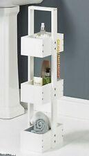 Bathroom Storage Shelves 3 Tier Freestanding Home/Shelf Unit Organiser