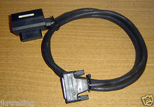 Motorola YKN4231A Syntor Radio T-Cable Spectra Auxiliary Receiver Interconnect