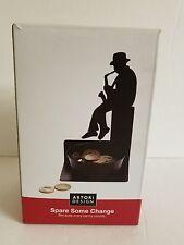 ARTORI Design Spare Some Change Saxophonist Coins Dollar Cents Holder Home Gift