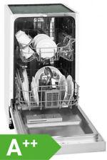 Exquisit EGSP2109E/B Einbau-Spülmaschine / EEK: A++ / 9MG / teilintegriert 45 cm