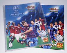 Panini Adrenalyn Champions League 11/12 Sammelmappe Neu/leer