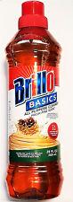 BRILLO All Purpose Cleaner 'Basics' Fresh Pine Scent Allzeckreinger 828 ml USA