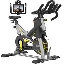 Sports Indoor Exercise Bike Cardio Adjustable Workout Stationary Cycling Bike