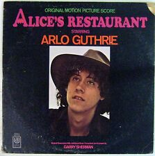 Alice's restaurant 33 Tours Arlo Guthrie 1969