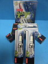 6 NEW DENSO 4506 Spark Plugs Twin Tip Platinum TT OEM# PKH20TT Made In Japan