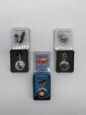 Men's Pocket Watches - Set of 3 - Al Agnew and Mustang Pocket Watch