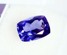 Loose Gemstone Natural Tanzanite 9.57 Ct Certified
