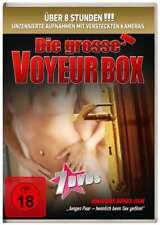 Die große Voyeur-Box - Erotikfilm - 8 Stunden Unzensierte Aufnahmen