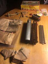 Vintage Marklin HO gauge Train Parts Docs 353 Mitropa 311 Gondola 354 Baggage