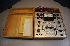 Vintage RCP - Radio City - Tube Tester - Model 808. AS IS.