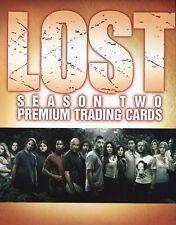 Lost Season 2 Card Album