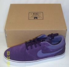NIKE Paul Rodriguez US 12 SB Skateboard Shoes Suede Purple 510580-551 New w/ box