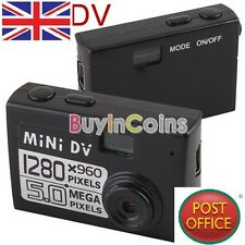 5MP HD più piccolo mini DV SPY Digital Camera Video Registratore Videocamera Webcam DVR