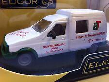 Eligor - Citroën C15 Transports Minute Genève (Rare) 1/43
