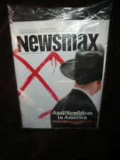 Newsmax Magazine July 2019 New Independent American Anti Semitism Nuclear Power